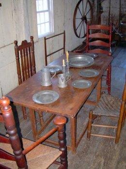 Chapman-Hall House Kitchen