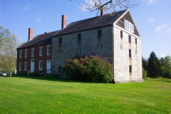 Wiscasset Old Jail in Spring