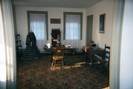 Parlor in Old Jailers House