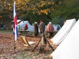 Pownalborough Court House Encampment
