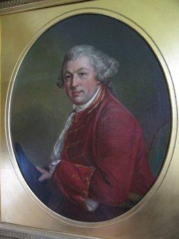 Governor Pownall Portrait