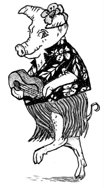 LCHA Tropical Pig