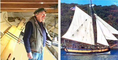 Lecture - The Restoration of John Paul Jones' Ship -Providence